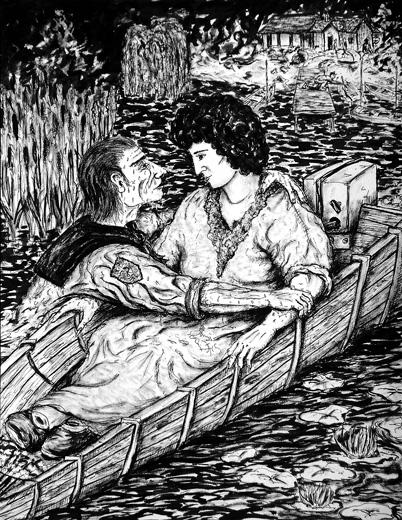 Water romance
