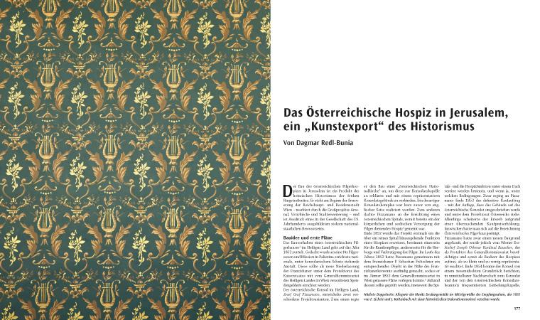 Österreichische Hospiz in Jerusalem