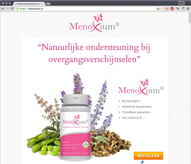 Menoxium